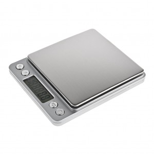Digital Pocket Scale Kitchen Jewelry Weight Compact Scale