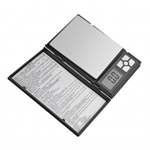 2000g 0.1g Portable Digital Pocket Scale