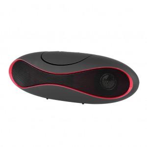 Bluetooth Speaker Supporting SD Card / USB / FM - Black