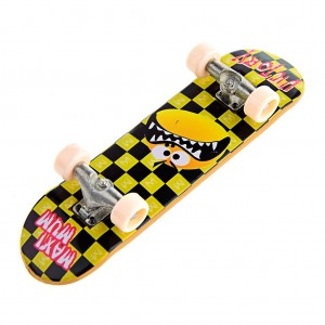 Funky Finger Skateboard Grind Skate Board Tech Deck Truck Kid - Wall Park Set