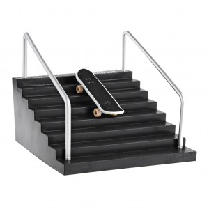 Funky Finger Skateboard Stair Park Set