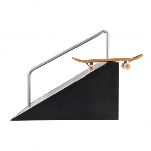 Funky Finger Skateboard Handrail Ramp Park Set