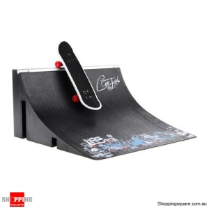 Funky Finger Skateboard Escalator Park Set