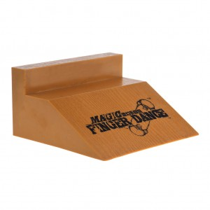 Finger Skateboard Skatepark Set - Ramp & Bank