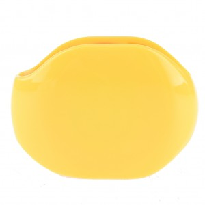 Automatic Retractable USB Cord Reel Automatic Cord Winder for earphone - Yellow