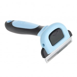 Pet Deshedding Grooming Tool for Medium Dog with Long/Short Hair