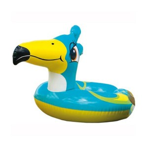 Intex Bird Head Inflatable Swim Ring for Kids