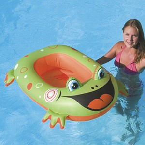 Bestway Inflatable Raft with Frog-shaped Style