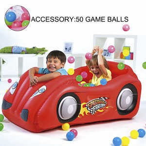 Bestway Inflatable Toys Race Car Play Center