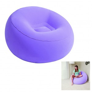 Bestway Flocking Inflatable Single Sofa