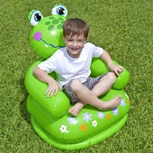 Intex Frog-shaped Sofa Inflatable Couch for Relaxation