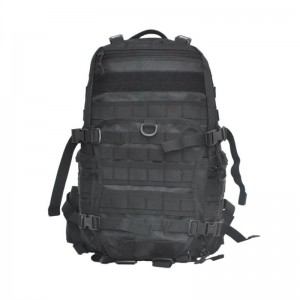 45L Tactical Travel Backpack Bag for Camping Hiking Outdoor Black Colour