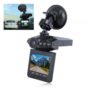 1080P Full HD Car Dash DVR Camera 90° Wide Angle Night Vision
