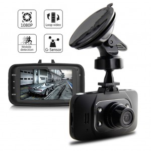 "2.7"" 1080P Full HD Car DVR Dash Camera Wide Angle with Night Vision"