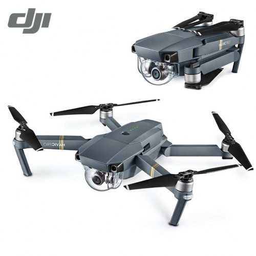 DJI Mavic Pro 4K Foldable Drone Remote Control Quadcopter with HD 1080P Camera (Standard Version)
