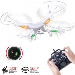 Syma X5C-1 WiFi RC Quadcopter Drone Headless Mode with HD Camera