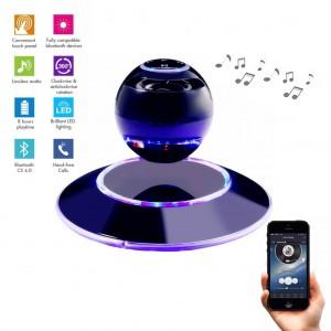 WB-46 Magnetic LevitatingBluetooth Speaker Wireless LED Subwoofer
