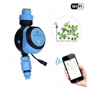 Smart Remote Controlled WiFi Sprinkler Controller Water Timer For Home Garden