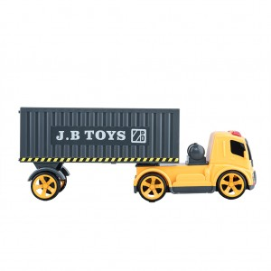 Electric Radio Remote Control RC Cargo Truck