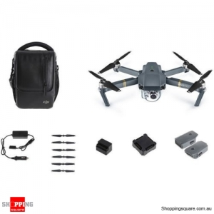 DJI Mavic Pro Fly More Combo Foldable RC Drone Quadcopter with 4K Camera