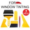 7 Piece Window Tint Tool Kit for Car Film Tinting Squeegee Razor Blade Scraper