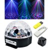 RGB LED MP3 Disco Home Party Crys...