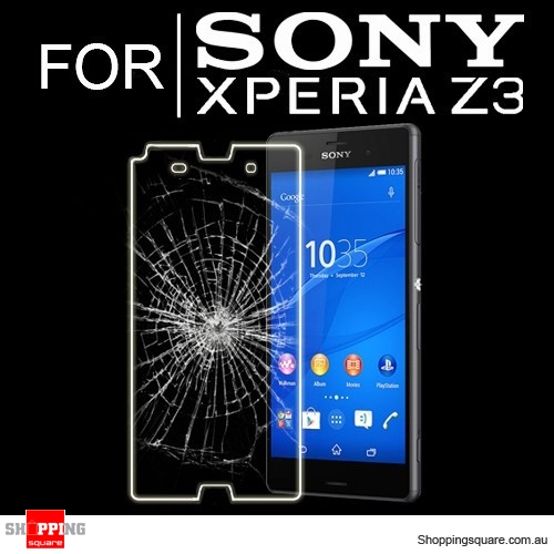 For Sony Xperia Z3 Premium Real Tempered Glass Film Screen Protector