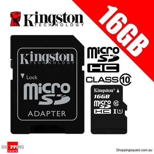 apps, kingston digital class 10 micro sd card with adapter 16gb reviews