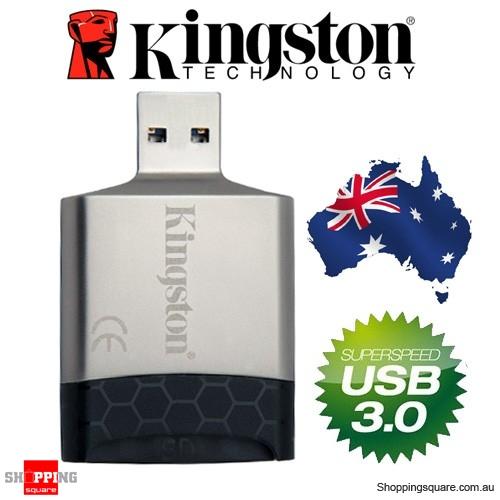 Kingston MobileLite G4 USB3.0 Multi-Function Card Reader SD MicroSD Card