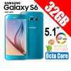 Samsung Galaxy S6 SM-G9200 Dual-Sim 32GB Smart Phone Blue
