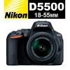 Nikon Digital SLR Camera D5500 18...