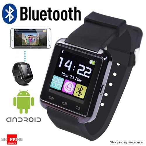 Black Colour Wrist Watch
