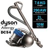 Dyson Allergy DC54 Barrel Vacuum Cleaner