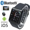 New U8 Plus Bluetooth Smart Wrist Watch for iOS Android Smart Phone Black Colour