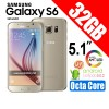 Samsung Galaxy S6 SM-G920F 32GB Smart Phone Gold