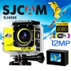 Genuine SJCAM SJ4000 WIFI Full HD 1080P 12MP Waterproof Sports Action Camera DVR YELLOW