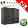 Seagate 2015 Expansion 2 TB USB 3.0 Desktop External Hard Drive STEB2000300