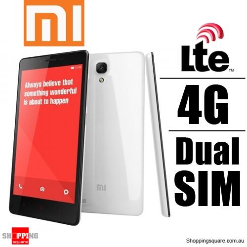 xiaomi redmi note 4g lte dual sim 8gb 1gb ram 5 5 smart