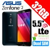 ASUS Zenfone 2 ZE551ML 4G LTE 4GB Ram 32GB 5.5'' Smart Phone Black