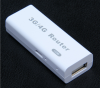 Portable 3G Wifi Router 150Mbps USB Wireless 2 In 1 Whit Colour