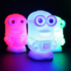New Hot Cute Despicable Me 2 Minions Figure Colour-changing Night Light