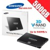 "Samsung SSD 850 EVO 500GB 2.5"" SATA III 6GB/s Solid State Drive Up to 540 MB/s"