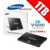 "Samsung SSD 850 EVO 1TB 2.5"" SATA III 6GB/s Solid State Drive Up to 540 MB/s"