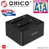 ORICO Super Speed USB3.0 Dual Bay 2.5&3.5 inch SATA Hard Drive Docking Station
