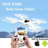 MJX X400 2.4G 6-axis 4CH RC Quadcopter With C4005 FPV Camera