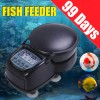 99 Days Automatic Fish Feeder With Anti Jamming and Timer