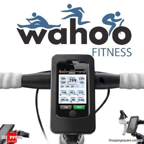 8fda8728813 Wahoo Fitness Bike Pack for iPhone 4S/4, 3GS/3 - Online Shopping @ Shopping  Square.COM.AU Online Bargain & Discount Shopping Square