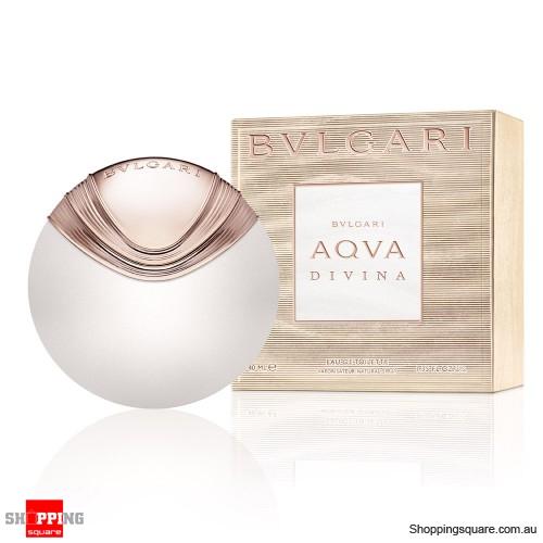 Bvlgari Aqva Divina 40ml EDT by BVLGARI For Women Perfume