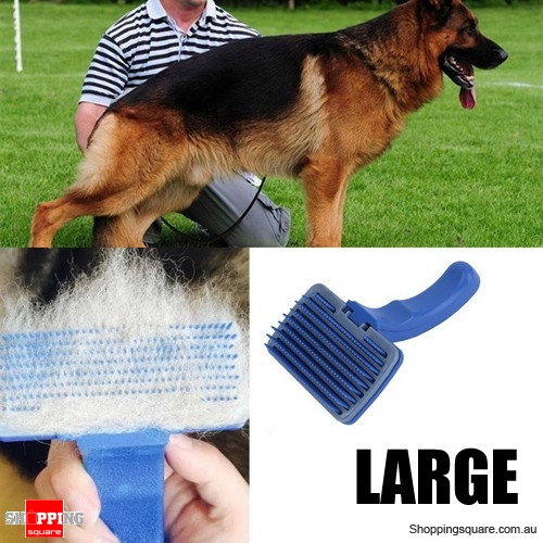 Large Dog Cat Hair Quick Brush Comb Tool For Cleaning