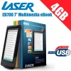 LASER EB700 Multimedia eBook Reader 7inch